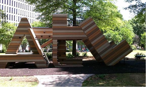 Atlanta Sign City Park