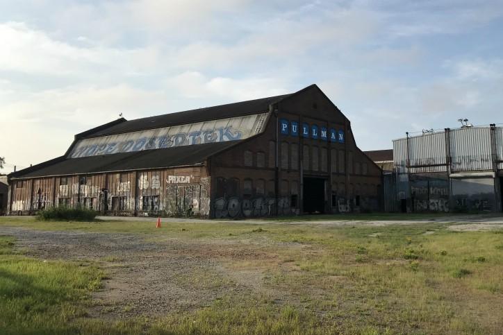 Pullman Yard Investment