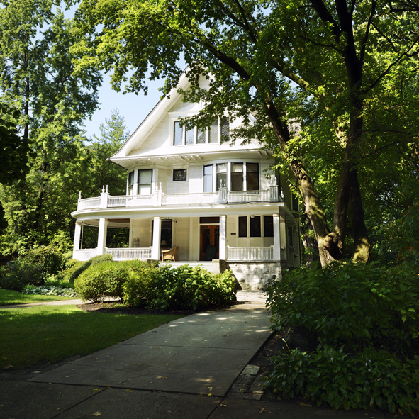 Luxury Bed And Breakfast, Oak Park, Chicago